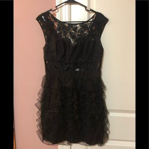 BCBG Black Formal Dress